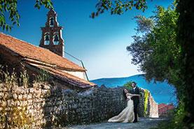 официальная свадьба в Черногории